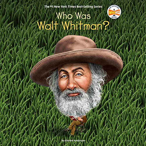 Who Was Walt Whitman? cover art