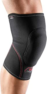 McDavid Knee Pad with Thick Gel Insert for Impact Absorption. Compression Sleeve for Support and Protection. Sorbothane Sponge. For Sports and Activities like Wrestling, Volleyball, Lacrosse Gardening, Home Work. Left or Right Knee