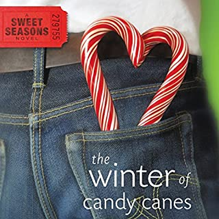 Winter of Candy Canes cover art