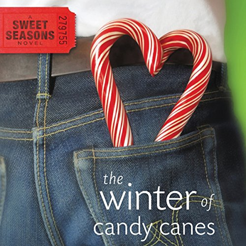 Winter of Candy Canes audiobook cover art