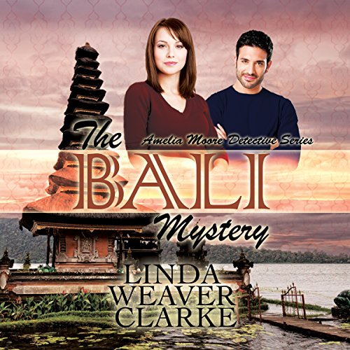 The Bali Mystery audiobook cover art