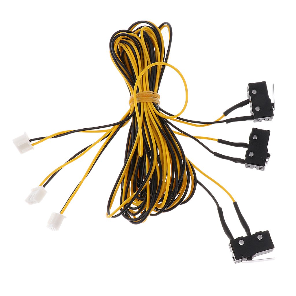 Fort Excellent Worth Mall MonkeyJack 3D Printer Endstops Limit Switch Mechanical Switcher