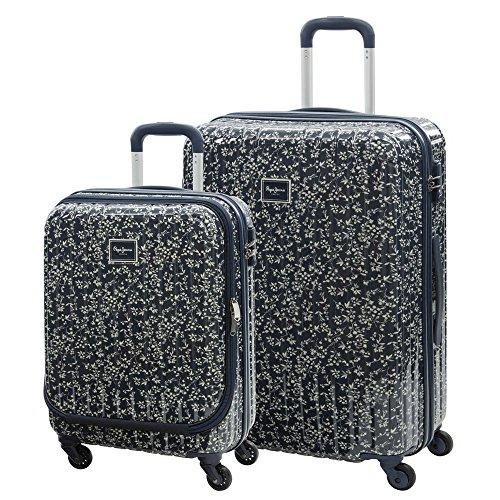 Set 2 maletas Trolley Abs 55/70cm.