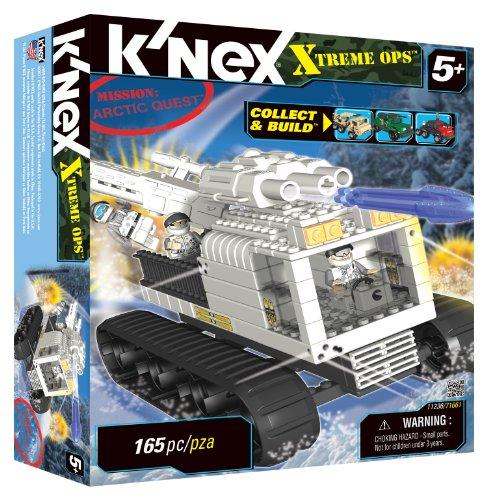 K'nex – Xtreme Ops aléatoire 2 Artic Quest
