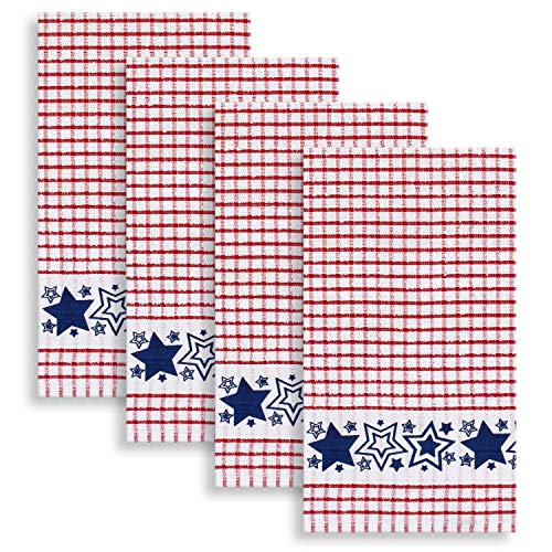 Top 10 Best Selling List for americana kitchen towels
