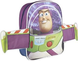 Personaje Toy Story Buzz Lightyear, Mochila Infantil, 31 cm, Azul