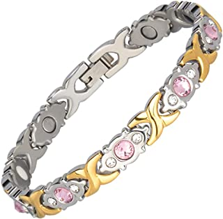 Mejor Ladies Magnetic Bracelets de 2020 - Mejor valorados y revisados