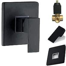 Best black shower valve Reviews
