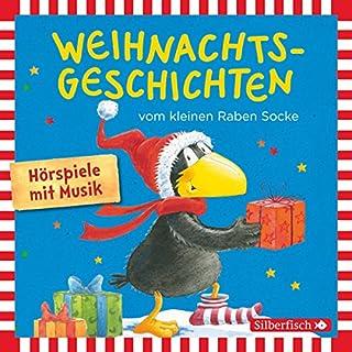 Weihnachtsgeschichten vom kleinen Raben Socke                   Autor:                                                                                                                                 Nele Moost,                                                                                        Annet Rudolph                               Sprecher:                                                                                                                                 Jan Delay                      Spieldauer: 48 Min.     30 Bewertungen     Gesamt 4,5