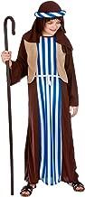 Kids Boys Joseph Nativity Christmas Small Fancy Dress Costume (5-7 years)