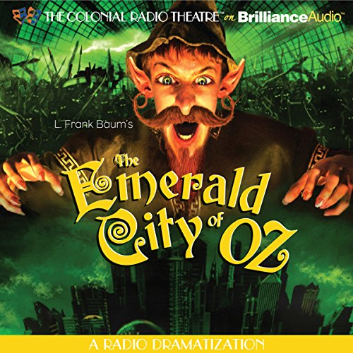 The Emerald City of Oz (Dramatized) cover art