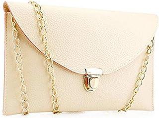 حقيبة يد نسائية أنيقة من متجر Amaze حقائب الكتف مغلف كلاتش كروسبودي حقيبة حمل رسول جلدية سيدة حقيبة