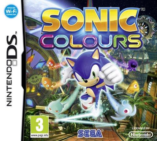 Sonic Colours (Nintendo DS) [Importación inglesa]