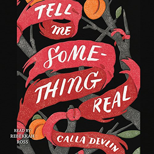 Tell Me Something Real audiobook cover art