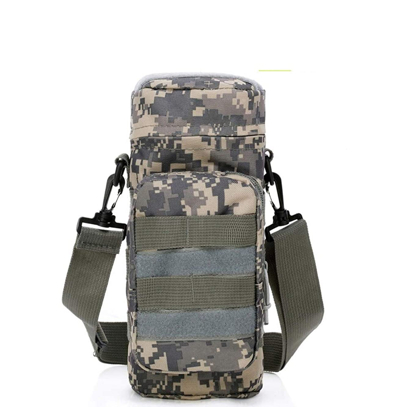 取得主要なモンキーOutdoor Tactical Assault Combat Camouflage Tactical Molle Pack Water Bottle Pouch
