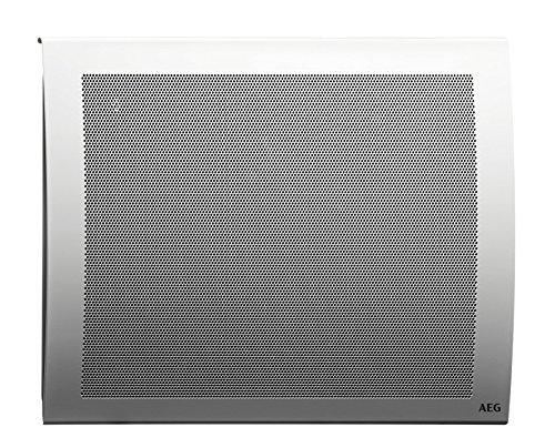 AEG Wärmewellen-Konvektor NKE 205, 2 kW, für ca. 20 m², elektronischer Regler mit Display und Engergiesparfunktion, Wochentimer, Adaptiver Start, Metallgehäuse, 238709