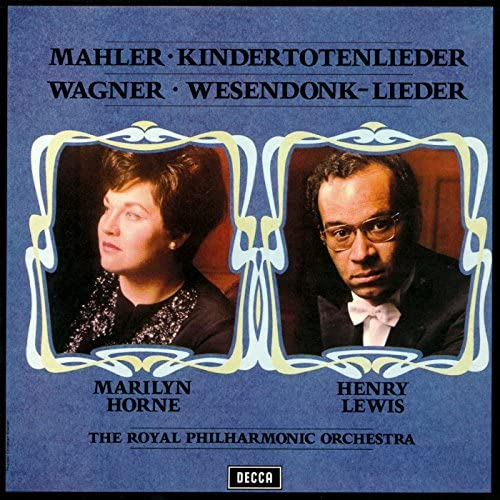 Marilyn Horne, Royal Philharmonic Orchestra & Henry Lewis