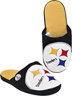 4a9a6e7c2412 Amazon.com  pittsburgh steelers slippers for men