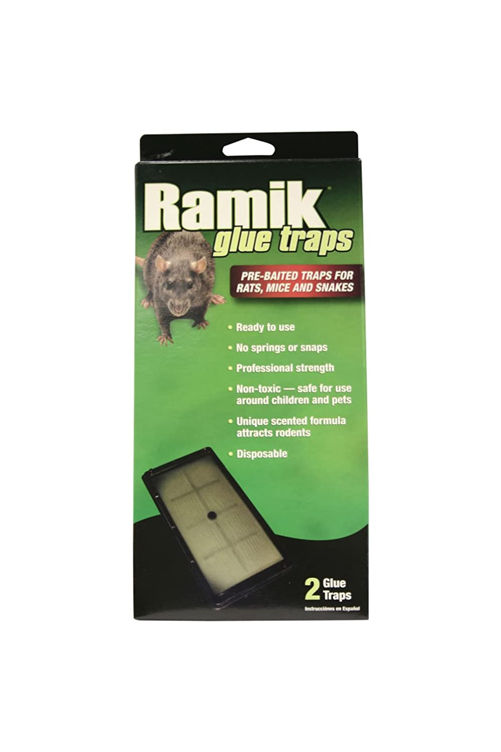 Ramik 116230 Glue Rodent Trap