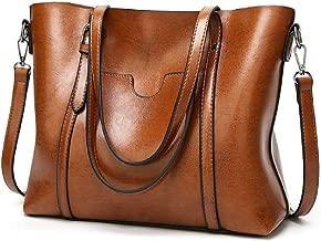 حقيبة للنساء-بني - حقائب بتصميم الاحزمة