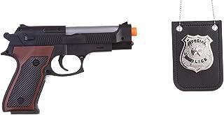 لعبة مسدس مع شارة شرطي من هاو شون يوان تويز HSY-121