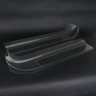 Corvette Clear Door Sill Protectors : C7 Stingray, Z51, Z06 (Clear)