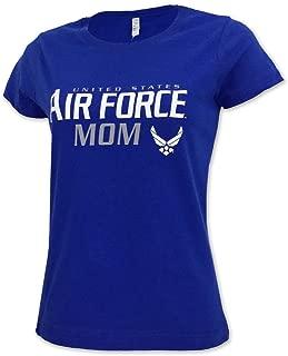 Ladies US Air Force Mom T-Shirt