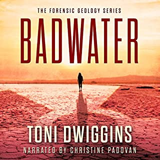 Badwater: The Forensic Geology Series audiobook cover art