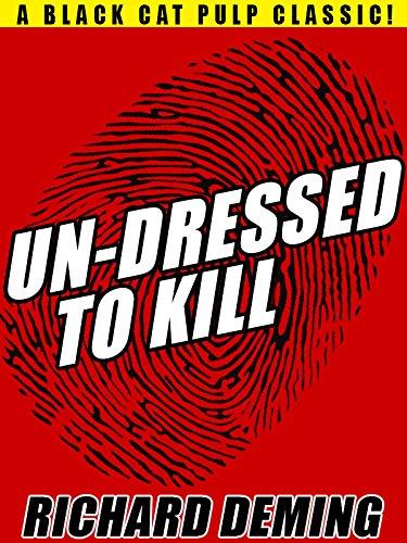 Un-Dressed to Kill (English Edition)