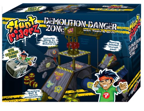 Stunt Riderz - 40531 - Figurine - Démolition Zone