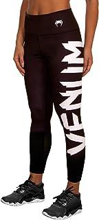 Venum Women's Giant Leggings - Black/White - S, Black/White, S