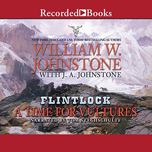 A Time for Vultures audiobook cover art