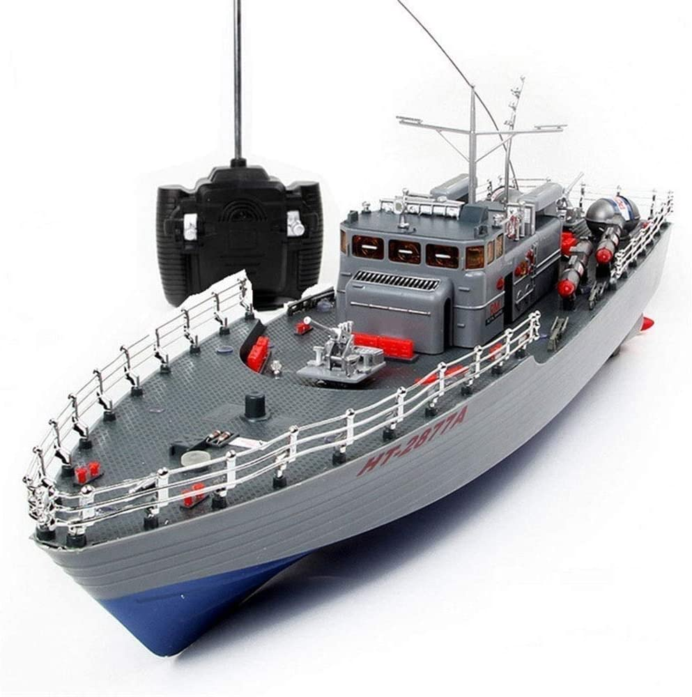 Adorably High Ranking integrated 1st place [Alternative dealer] Simulation Remote Torpedo Boat Control Rechargeabl