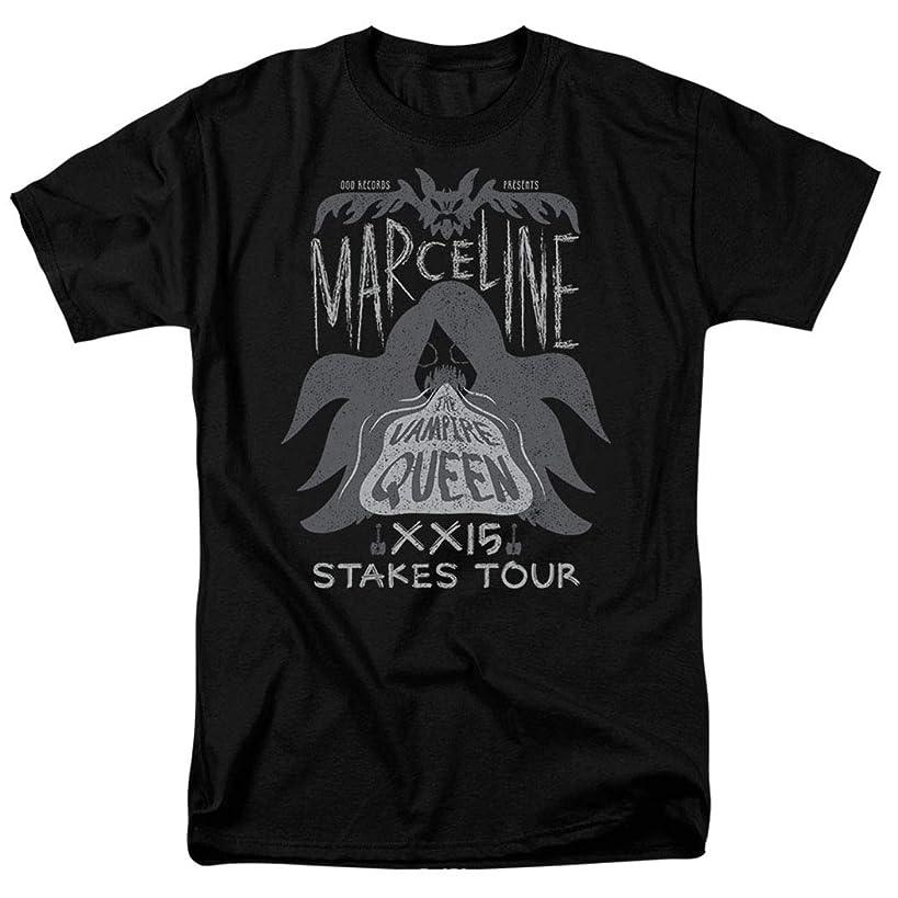 Adventure Time Marceline Concert Cartoon Network T Shirt & Stickers