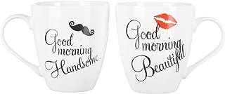 Pfaltzgraff Good Morning His & Hers Mugs Set of 2