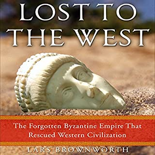 Lost to the West cover art