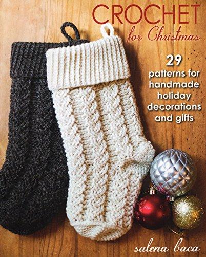 Christmas Crochet Gift Pattern Book