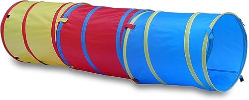 artículos novedosos Giga Tent 3-in-1 Fun Tunnel Tunnel Tunnel by Gig a Tent  a precios asequibles