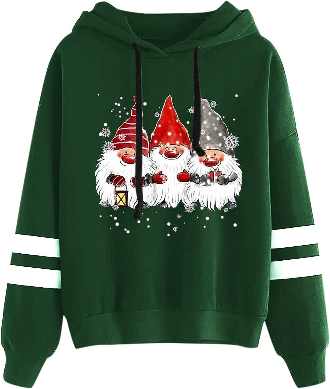 Hemlock Teen Girls Sweatshirts Christmas Free shipping anywhere in the Weekly update nation Slee Long Hoodies Print