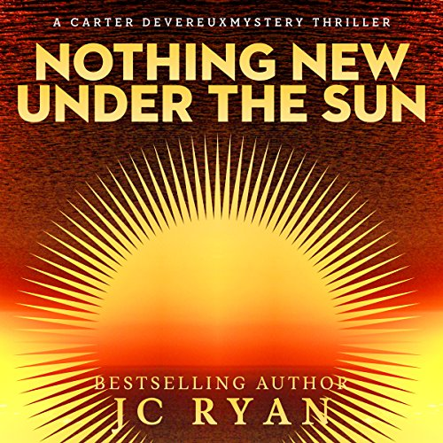 Nothing New Under The Sun audiobook cover art