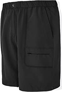 Rick's Cafe by Falcon Bay Big Men's Swim Trunks Shorts Soft Microfiber