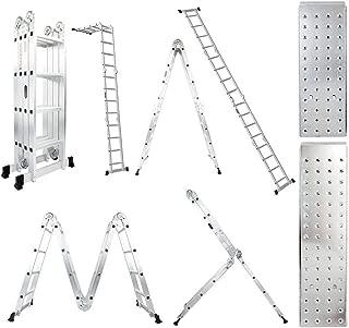 Best aluminium scaffolding ladder Reviews