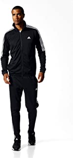 21c028aad21f adidas Men s Tiro Track Suit 3 Stripes Tracksuit Trace Blue Navy