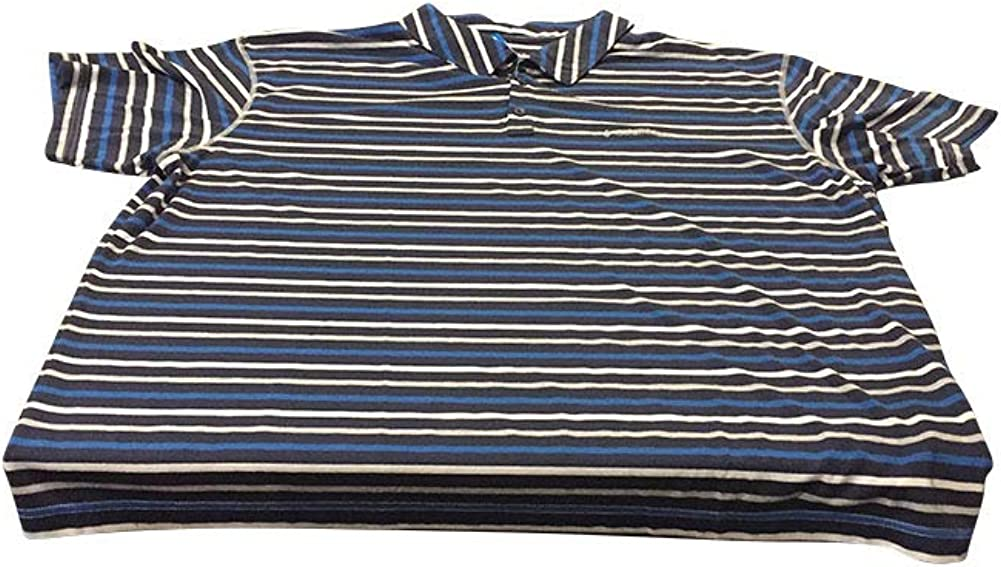 Columbia Big and Tall Thistletown Park Stripe Polo