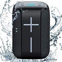 10W+ Bass Bluetooth Speaker Soundnova N6 Small Portable Premium IP65 Waterproof Bluetooth..