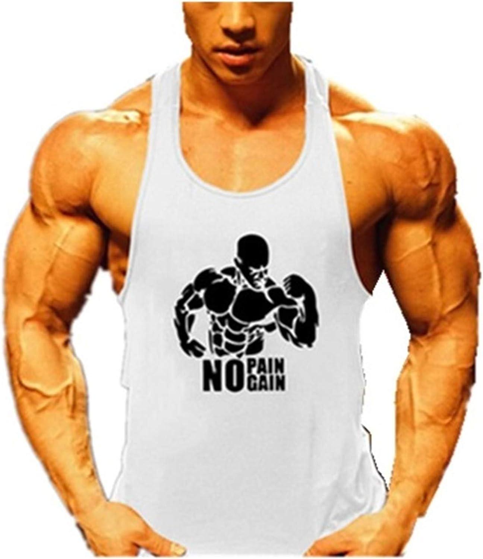 Excuses de ne pas brûler calories Homme Drôle Gym Débardeur Haut D/'Entraînement MMA Bodybuilding