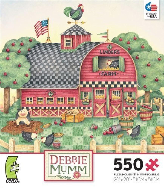 Ceaco Debbie Mumm Linder's Farm Jigsaw Puzzle by Ceaco