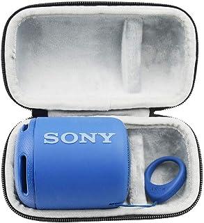 Sony SRS-XB10ポータブルワイヤレスBluetoothスピーカー用のハードトラベルケースバッグ SANVSEN