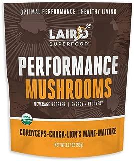 Laird Superfood Mushroom Supplement, 3.17 oz