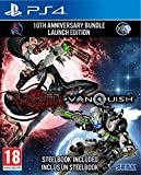 Bayonetta & Vanquish 10th Anniversary Bundle - Launch Edition pour PS4